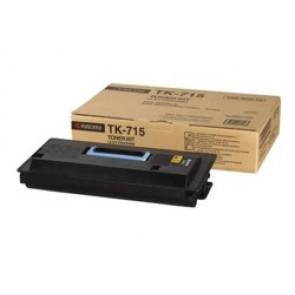 TK715 Fénymásolótoner KM 3050, 4050, 5050 fénymásolókhoz, KYOCERA-MITA fekete, 34k