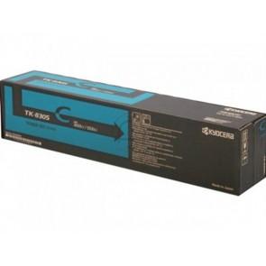 TK8305C Lézertoner TASKalfa 3050ci, 3550ci nyomtatókhoz, KYOCERA kék, 15k