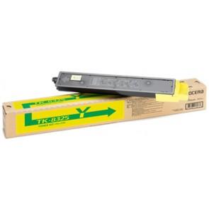 TK8325Y Lézertoner TaskAlfa 2551ci nyomtatóhoz, KYOCERA, sárga, 12k