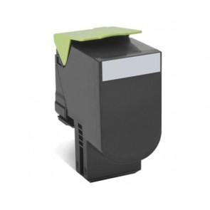 80C20K0 Lézertoner CX410/510 nyomtatóhoz, LEXMARK, fekete, 4k (return)