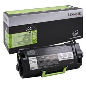 52D2000 Lézertoner MS810/811/812 nyomtatóhoz, LEXMARK, fekete, 6k (return)