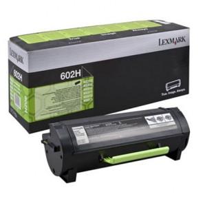 60F2H00 Lézertoner MX310/410/510/511/611 nyomtatóhoz, LEXMARK, fekete,10k (return)