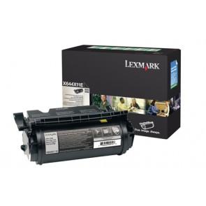 644X11E Lézertoner Optra X644, 646 nyomtatókhoz, LEXMARK fekete, 32k (return)