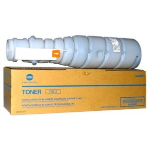 TN217 Fénymásolótoner Bizhub 223, 283 fénymásolókhoz, KONICA-MINOLTA, fekete