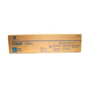 TN210C Fénymásolótoner Bizhub C250, C252 fénymásolókhoz, KONICA-MINOLTA kék