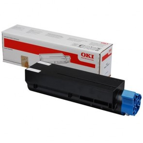 44992401 Lézertoner B401, MB441, MB451 nyomtatókhoz, OKI fekete, 1,5k