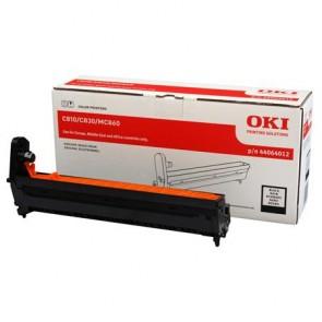 44064012 Dobegység C810, 830, MC860 nyomtatókhoz, OKI fekete, 20k
