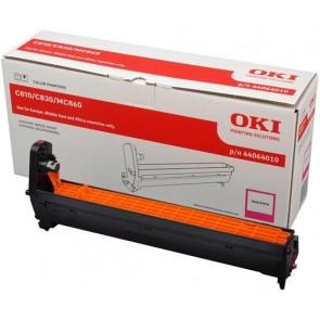 44064010 Dobegység C810, 830, MC860 nyomtatókhoz, OKI vörös, 20k