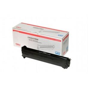 42918107 Dobegység C9600, 9800 nyomtatókhoz, OKI, cián, 40k