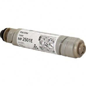841769 Fénymásolótoner MP2001,2501  fénymásolókhoz, RICOH, fekete, 9k