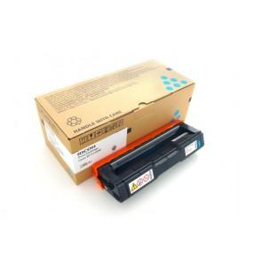 407641 Lézertoner Aficio SP C231N/C232DN/C231SF/C232SF nyomtatókhoz, RICOH Type 310 cián, 2,1K