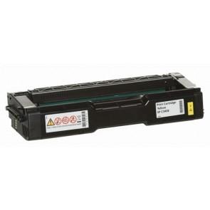 407902 Lézertoner SP C340DN nyomtatóhoz, RICOH SP C340E, sárga, 5k