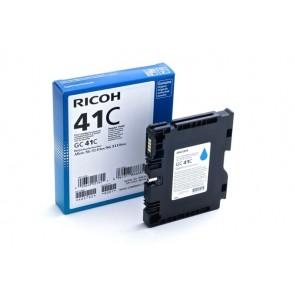 405766 Gélpatron SG 3100SNw, SG 7100DN nyomtatókhoz, RICOH Type GC41CL, cián, 600 o.