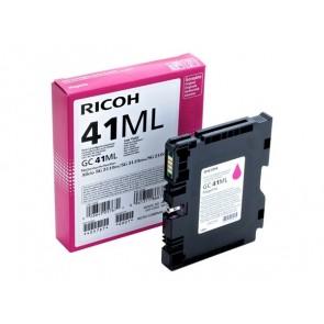 405767 Gélpatron SG 3100SNw, SG 7100DN nyomtatókhoz, RICOH Type GC41ML, magenta, 600 o.