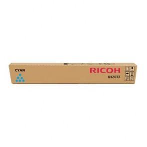 842033 Lézertoner Aficio MP C2000/C2500/C3000 nyomtatókhoz, RICOH cián, 15k