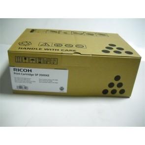 407646 Lézertoner  Aficio SP 3500N, SP 3510SF, SP 3510DN nyomtatókhoz, RICOH, fekete, 6,4k