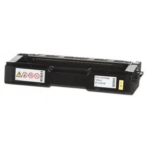 407719 Lézertoner SP C252DN, SP C252SF nyomtatókhoz, RICOH sárga, 6K
