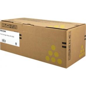 407534 Lézertoner SP C252DN, SP C252SF nyomtatókhoz, RICOH sárga, 4K