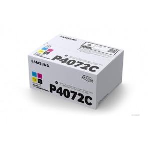 CLT-P4072C Lézertoner multipack CLP 320 nyomtatóhoz, SAMSUNG, fekete, színes, 1,5k+3*1k