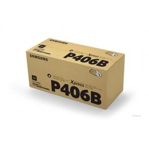 CLT-P406B/ELS Lézertoner CLP 365, CLX 3305 nyomtatókhoz, SAMSUNG fekete, 2*1,5k