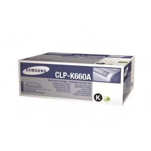 CLP-K660A Lézertoner CLP 610, 660 nyomtatókhoz, SAMSUNG fekete, 2,5k