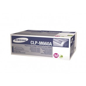 CLP-M660A Lézertoner CLP 610, 660 nyomtatókhoz, SAMSUNG, magenta, 2k