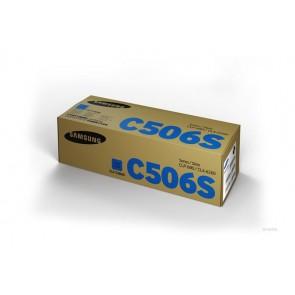 CLT-C506S Lézertoner CLP 680ND, CLX 6260 nyomtatókhoz, SAMSUNG, cián, 1,5k