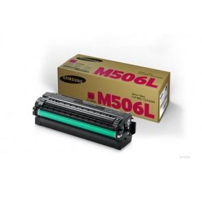 CLT-M506L Lézertoner CLP 680ND, CLX 6260 nyomtatókhoz, SAMSUNG vörös, 3,5k