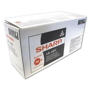 AR168 Fénymásolótoner AR 122, 152, 153 fénymásolókhoz, SHARP fekete