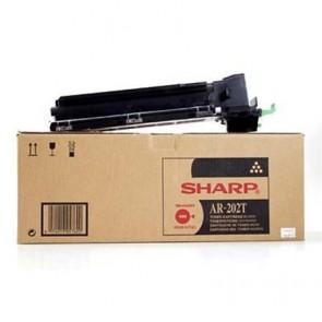 AR201T Fénymásolótoner AR 163, 201, 202 fénymásolókhoz, SHARP fekete