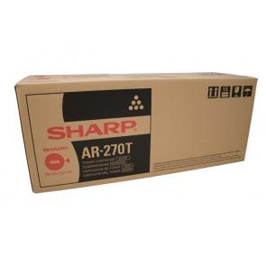 AR270T Fénymásolótoner AR 215, 235, ARM276 fénymásolókhoz, SHARP fekete, 25k