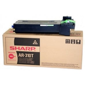 AR310T Fénymásolótoner AR 5625, 5631, ARM256 fénymásolókhoz, SHARP, fekete, 25k