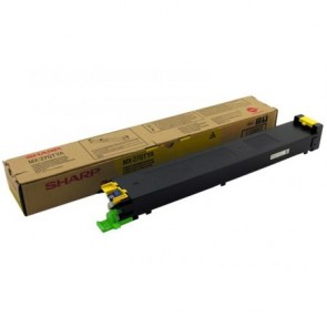 MX-27GTYA Fénymásolótoner MX 2300N, 2700N fénymásolókhoz, SHARP sárga, 15k