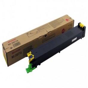 MX-31GTYA Fénymásolótoner MX 2301 fénymásolóhoz, SHARP sárga