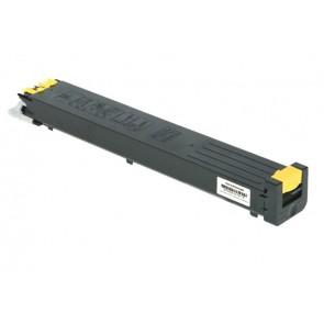 MX-51GTYA Fénymásolótoner MX 4112  fénymásolóhoz, SHARP sárga, 18k