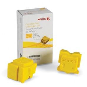 108R00938 Szilárd tinta ColorQube 8570 nyomtatóhoz, XEROX sárga, 4,4 k