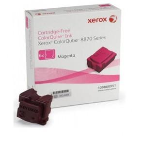 108R00959 Szilárd tinta ColorQube 8870 nyomtatóhoz, XEROX vörös, 17,3k