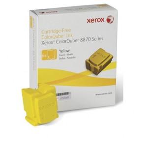 108R00960 Szilárd tinta ColorQube 8870 nyomtatóhoz, XEROX sárga, 17,3k