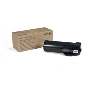 106R02723 Lézertoner Phaser 3610, WC3615 nyomtatóhoz, XEROX fekete, 14,1k