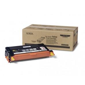 113R00725 Lézertoner Phaser 6180 nyomtatóhoz, XEROX sárga, 6k