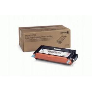 106R01400 Lézertoner Phaser 6280 nyomtatóhoz, XEROX, cián, 5,9k