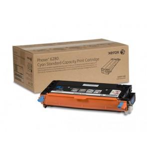106R01388 Lézertoner Phaser 6280 nyomtatóhoz, XEROX, cián, 2,2k