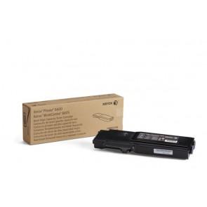 106R02236 Lézertoner Phaser 6600, WC6605 nyomtatóhoz, XEROX fekete, 8k