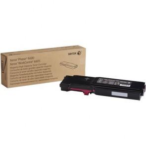 106R02234 Lézertoner Phaser 6600, WC6605 nyomtatóhoz, XEROX, magenta, 6k