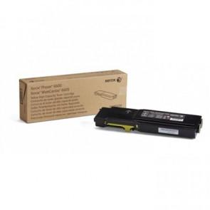 106R02235 Lézertoner Phaser 6600, WC6605 nyomtatóhoz, XEROX sárga, 6k