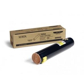 106R01162 Lézertoner Phaser 7760 nyomtatóhoz, XEROX sárga, 25k