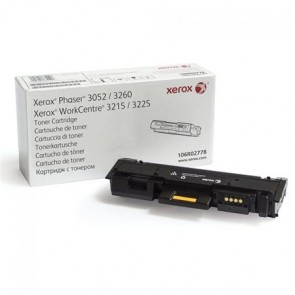 106R02778 Lézertoner WorkCentre 3225, 3215 nyomtatóhoz, XEROX fekete, 3k