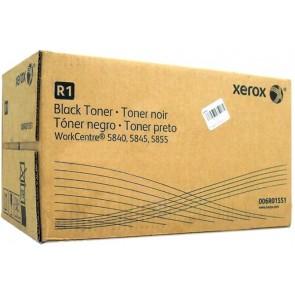 006R01551 Fénymásolótoner WorkCentre 5845, 5855 nyomtatóhoz, XEROX fekete, 76k