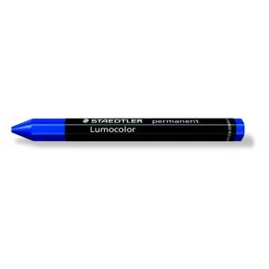 """Jelölőkréta (omnigraph), STAEDTLER """"Lumocolor"""", kék"""