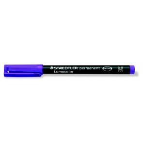 """Alkoholos marker, OHP, 1 mm, STAEDTLER """"Lumocolor 317 M"""", lila"""